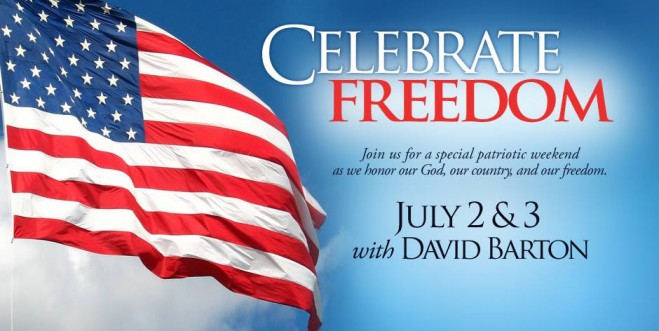 Celebrate Freedom - David Barton 6.30.16